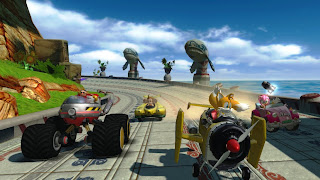 Juego Sonic y Sega all stars racing Analisis Video