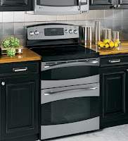 Double Oven Electric Range