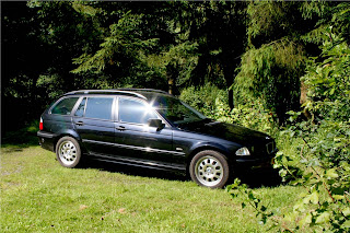 BMW 318i Touring
