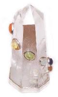 Chakra Energy Generator Crystal