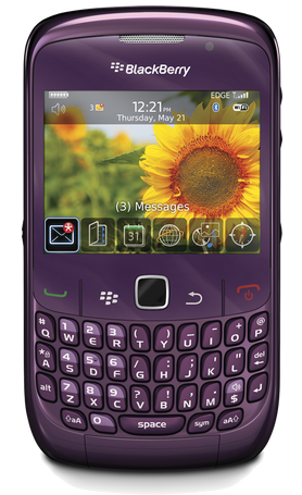 blackberry 8520 purple. Blackberry Curve 8520 Purple
