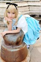 Alice/Miyuki in Wonderland