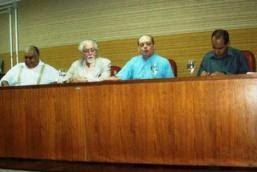 1ª  Reunião Oficial do Núcleo Bahia da União Brasileira de Escritores - UBE  (Fevereiro de  2011)