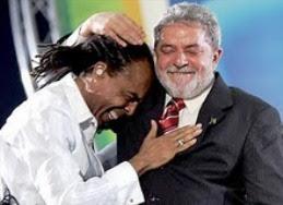 Exmº Srº. Ex - Presidente da República Lula & Ex- Ministro Gilberto Gil