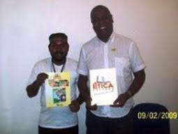 Coordenador do Forum de Entidades Negras da Bahia/Bloco Afro Os Negões