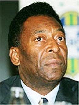 """Pelé - """"Rei do Futebol"""""""