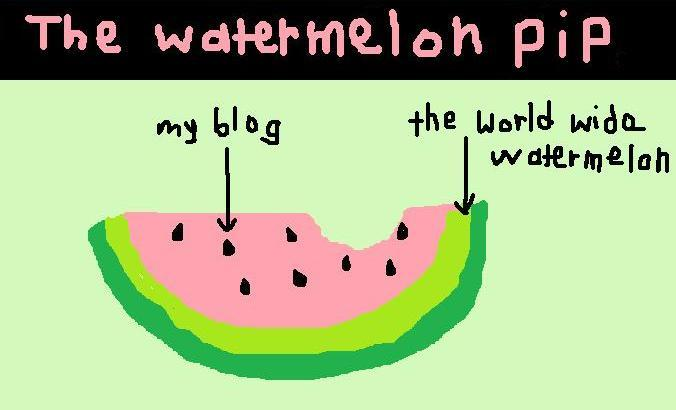 The Watermelon Pip