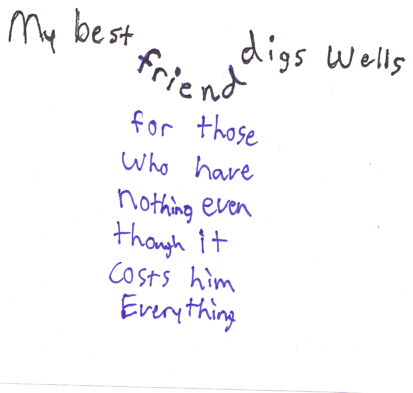 best friend poems for boys. poems for oys. est friend