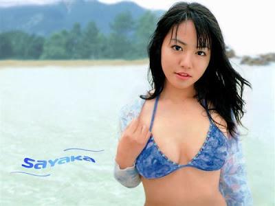 Sayaka Isoyama hot picture