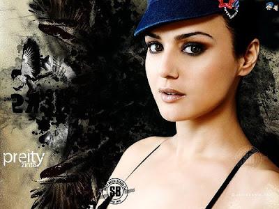 Preity Zinta hot picture