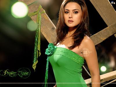 Preity Zinta sexy pic