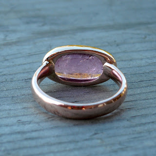 recycled rose gold