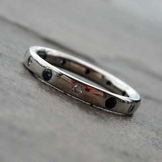 moissanite sapphire jewelry