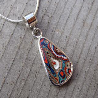 fordite pendant