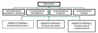 Estructura Por Clientes la División Por Clientes