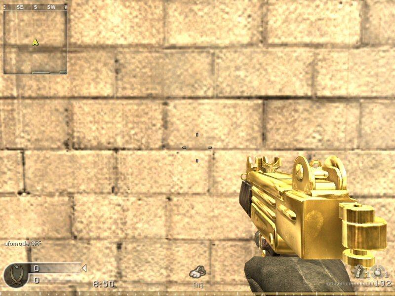 THE CALL OF DUTY BLOG: Call of Duty 4: Golden Guns