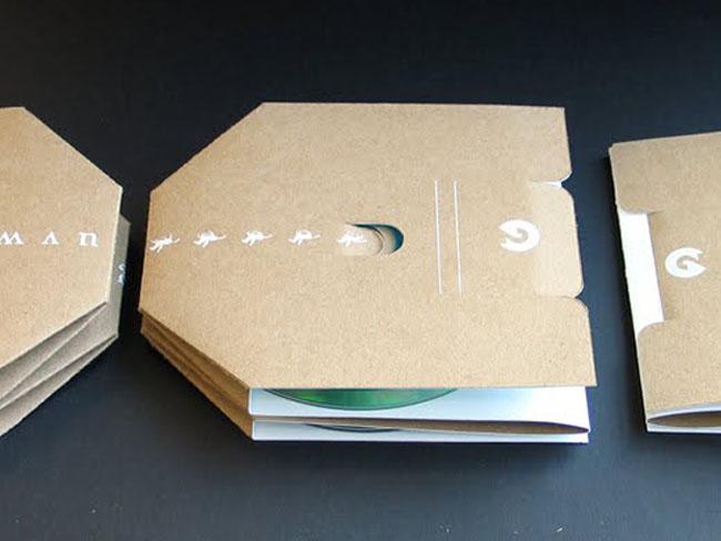Design context year 2 sustainable cd case - Porta cd design ...