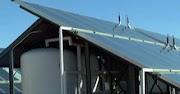 Central de ACS con Energía Solar Térmica
