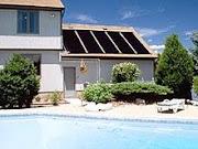Instalación Solar Térmica para Calentamiento de Piscina