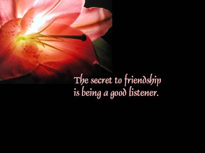 quotes on friendship. Quotes on Friendship