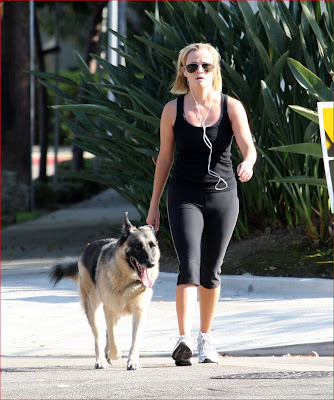 Reese Witherspoon find it hard to juggle excercise, being a working mum and