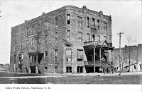 Lake Park Hotel, Madison, SD, early 20th century