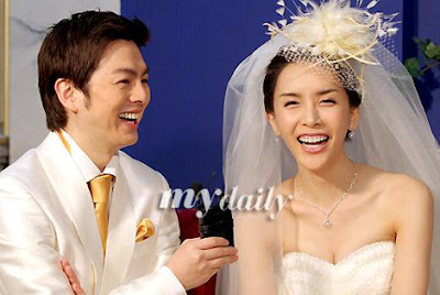 South Korean Transgender Celebrity Harisu's Wedding Photos