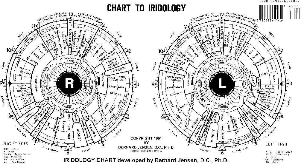 Luther Vandross Nlp Eye Chart