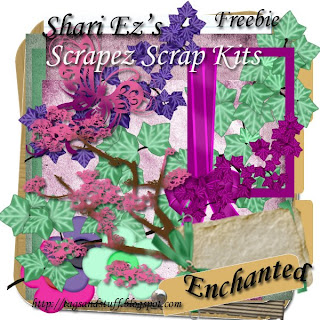http://tagsandstuff.blogspot.com/2009/08/enchanted-freebie-kit.html