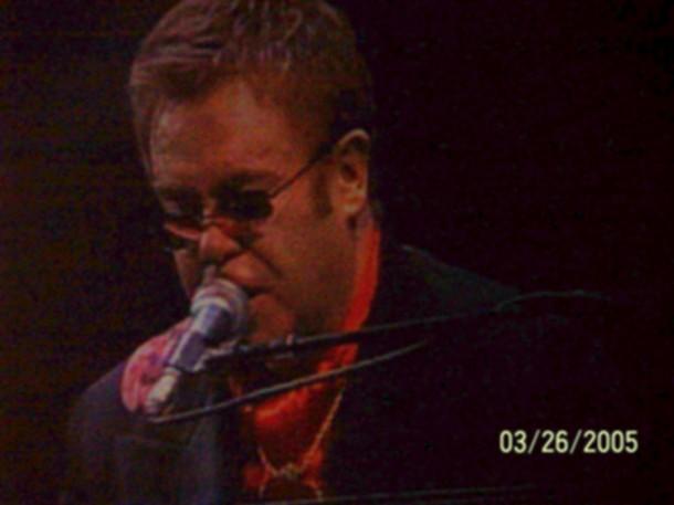 Elton Johns Pics Elton John Live Houston