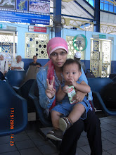 my lovely wife n charming son