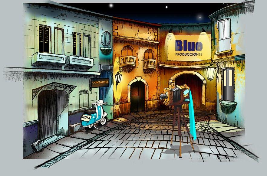 BLUE producciones de eventos