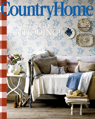 Vintage goodness 1 0 country home magazine to cease for Country home decor magazine