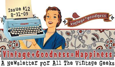 Vintage Goodness 1.0: November 2009