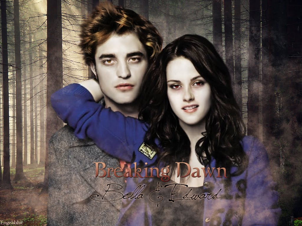 Twilight-Breaking Dawn