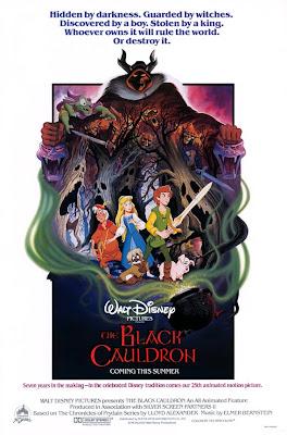 -Imagenes raras e inconseguibles del cine de terror- - Página 2 The_Black_Cauldron_poster