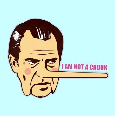 OBAMA GATE !!! Nixon+Crook