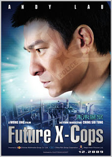 Future X- Cops Trailer : Movie in 2010