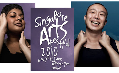 Singapore Arts Festival 2010 Events Schedule &amp; Tickets