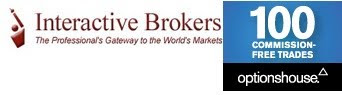 Compare Brokerage Fees : Interactive Brokers vs OptionsHouse 2010