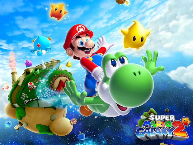 Where can I find all 3 Green Stars  Super Mario Galaxy
