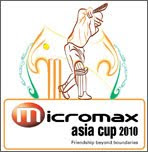 Asia Cup 2010 Schedule (Time table) and Fixture