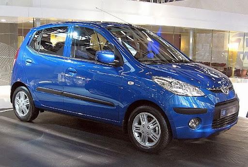 New Hyundai i10 With 1 Litre Kappa VVT Engine : Specs & Price