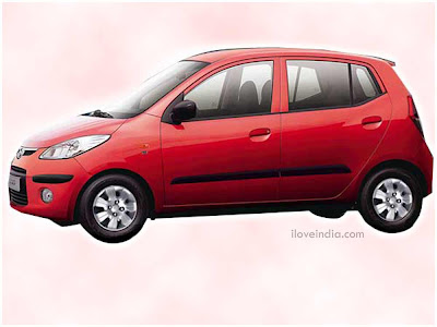 New Hyundai i10 With 1 Litre Kappa VVT Engine : Specs & Price