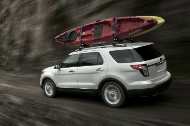2011 ford explorer with improved gas mileage specs price. Cars Review. Best American Auto & Cars Review