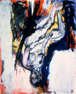 ... public to a new way of seeing. Baselitz's Rebel (above, from 1965) could ...