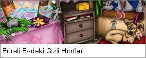 Fareli Evdeki Gizli Harfler