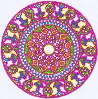 Lucie theodora augustus 2009 - Hoe om kleuren te maken ...