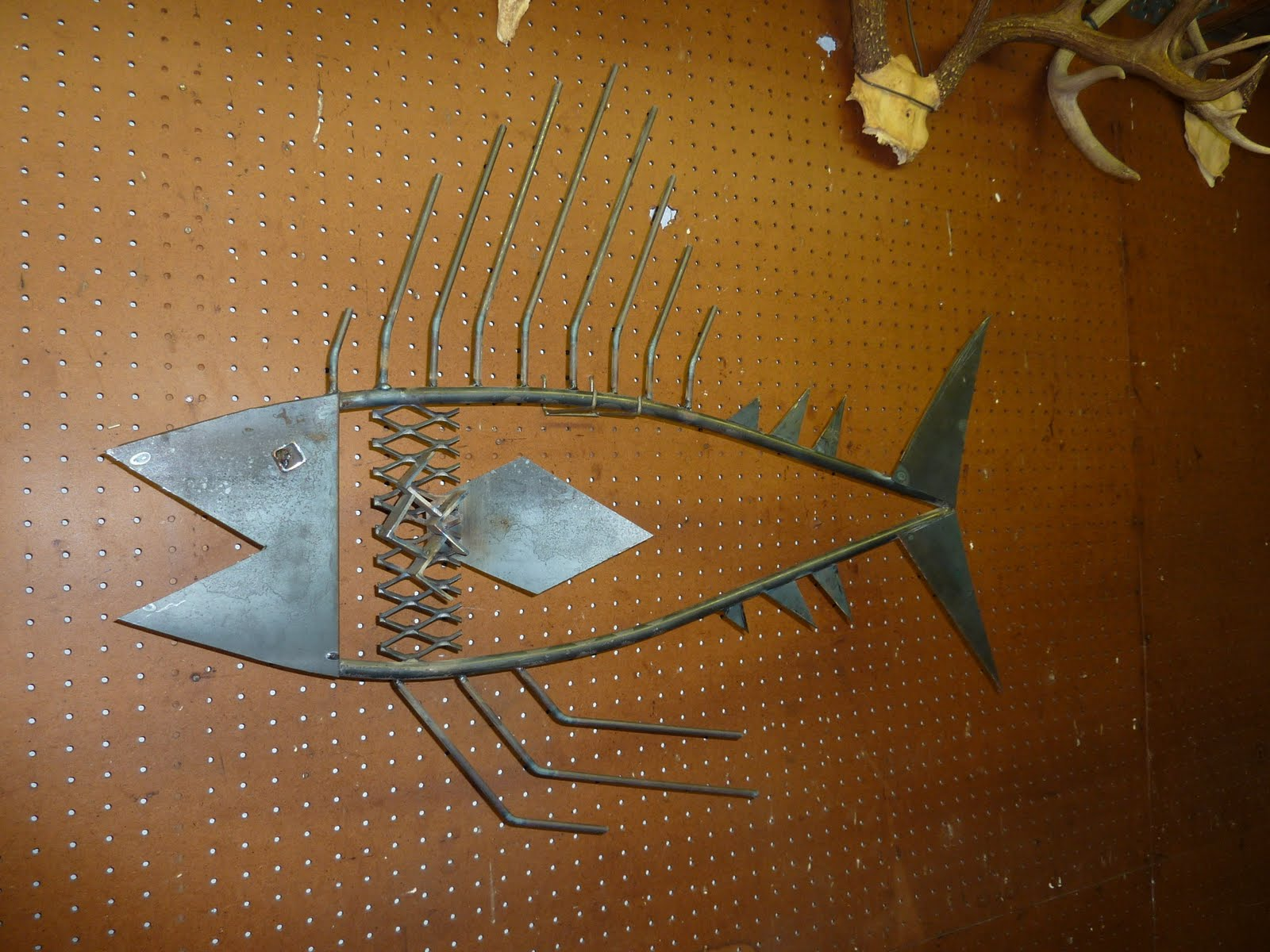 Jim aderhold 39 s welding and metalworking hobby fun stuff for Cool things to weld