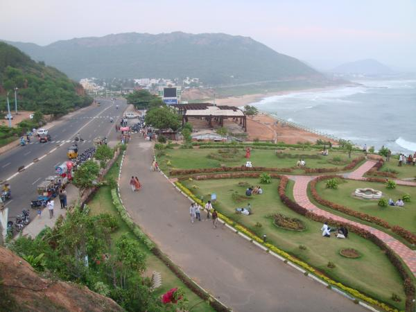 Vizag Beach Images